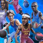 NBA游乐场全成就全传奇金色球员存档全角色完美版