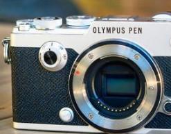 奥林巴斯PEN-F无反相机驱动官方版