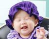 紫色儿童模板素材