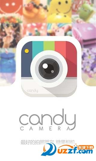 糖果照相机截图