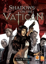 梵蒂冈的阴影:第二章愤怒中文版直装版