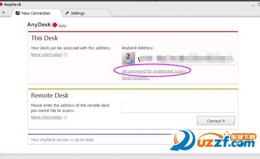 AnyDesk(远程桌面连接软件)中文版下载截图0