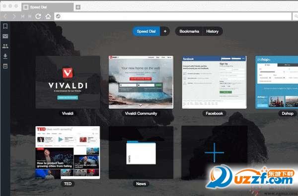 Vivaldi浏览器64位截图1