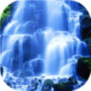 3D风景瀑布动态壁纸app7.0安卓最新版