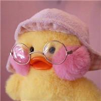 玻尿酸小黄鸭表情包大全 玻尿酸小黄鸭表情包超清无水印 东坡下载