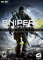 狙击手:幽灵战士3 78%进度武器全解锁存档免费版