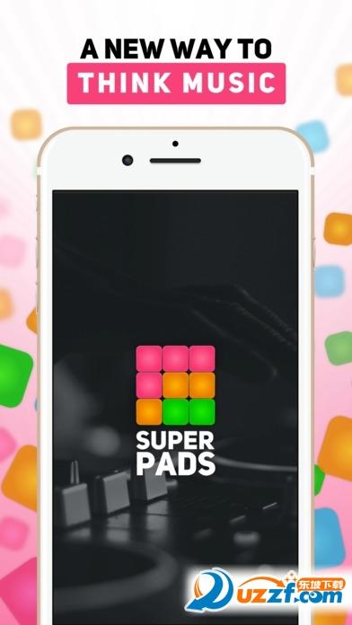superpads sorry数字谱教程截图