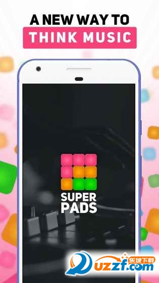 superpads uptown funk数字谱教程