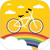 彩虹共享单车苹果版1.0.1 苹果客户端版
