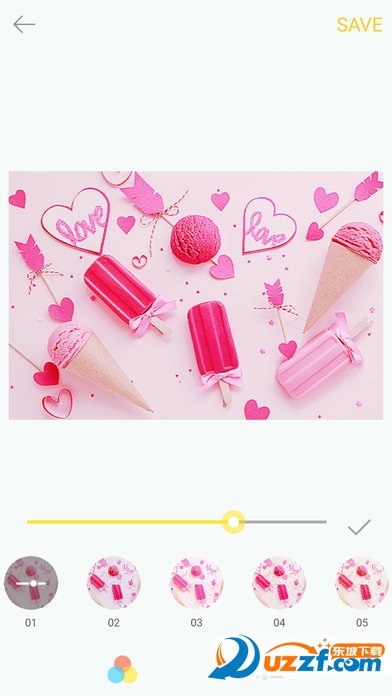 Palette Summer清涼夏日app截图
