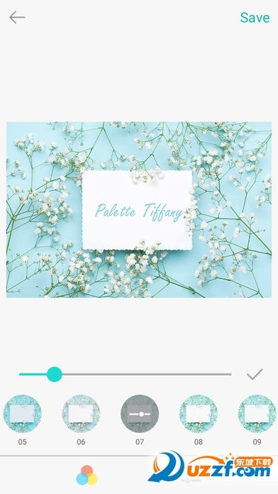 Palette Tiffany纯洁蒂芙尼app截图