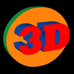 图标制作软件(Binerus 3D Text)2.0 免费电脑版