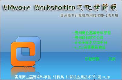 VMware虚拟机汉化迷你精简版截图0