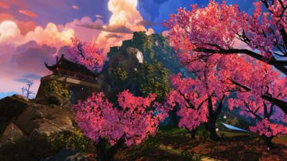 风景】 从现场视频可以看出,无论是大世界或是副本场景,《寻仙2》的
