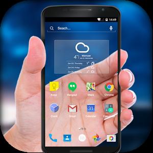透明屏幕启动器1.6 安卓版