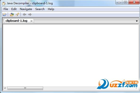 class文件的反编译工具jd-gui截图0