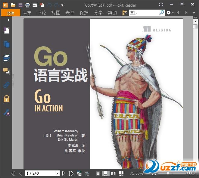 go语言实战pdf电子版截图0