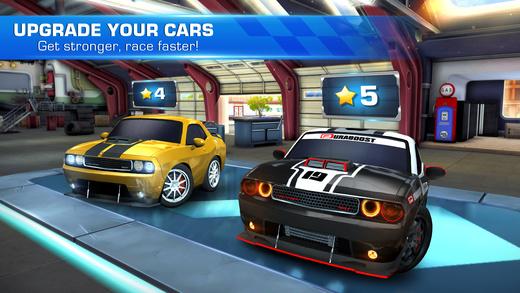 汽车城赛车中文版(Car Town Racing)截图
