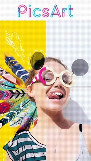 PicsArt(影楼图片制作软件)截图