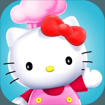 凯蒂猫美食城Hello Kitty Food Town官网手游1.1 安卓官方版