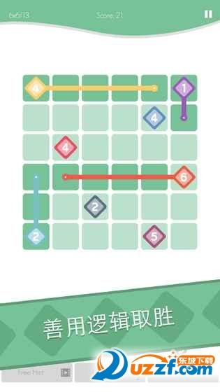 逻辑划线(Logic Traces)游戏汉化版截图