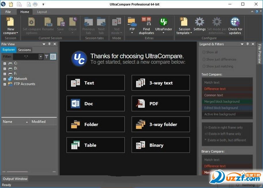 IDM UltraCompare Pro脱机激活版截图0