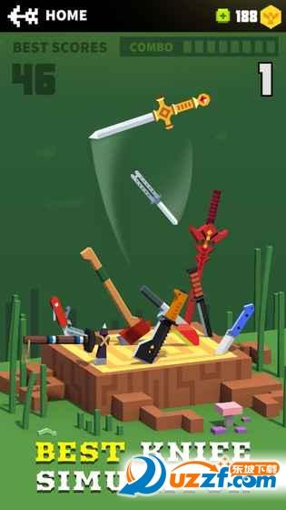 飞刀大挑战游戏官方版截图