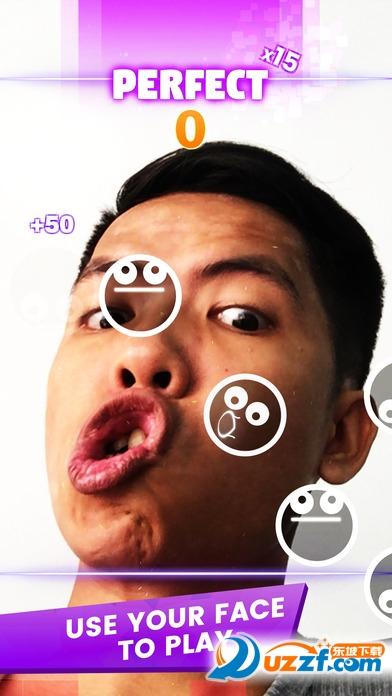 脸部跳舞机FaceDance Challenge苹果版截图