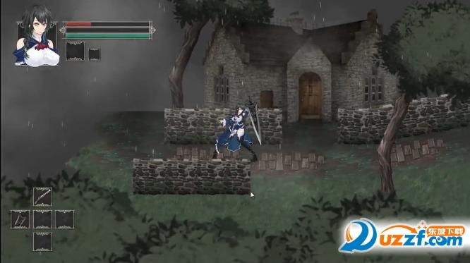 魔女的复仇之夜游戏截图