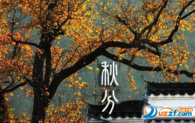 秋分节气图片简笔画2017精选版