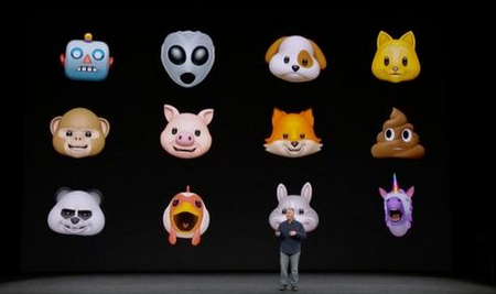 动画8Animoji表情死了搞笑愁表情包苹果图片