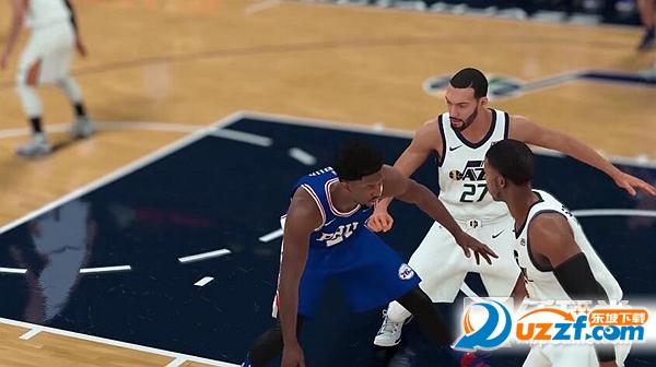NBA2K18安卓版截�D