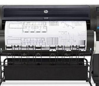HP T7200打印机驱动1.0 官方版