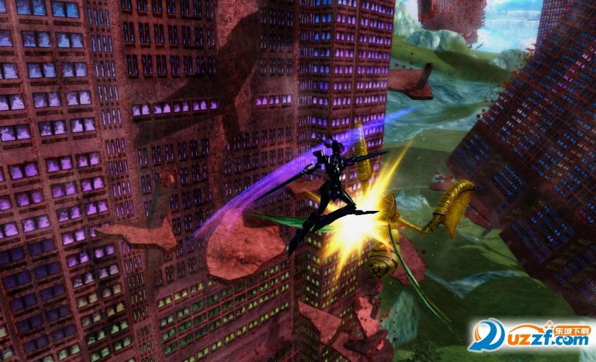 加速世界VS刀剑神域汉化版截图0