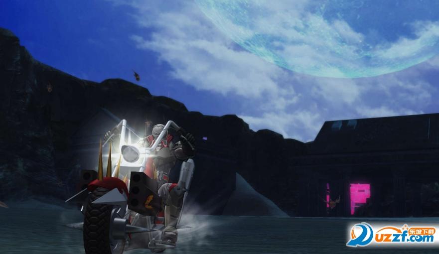 加速世界VS刀剑神域汉化版截图1