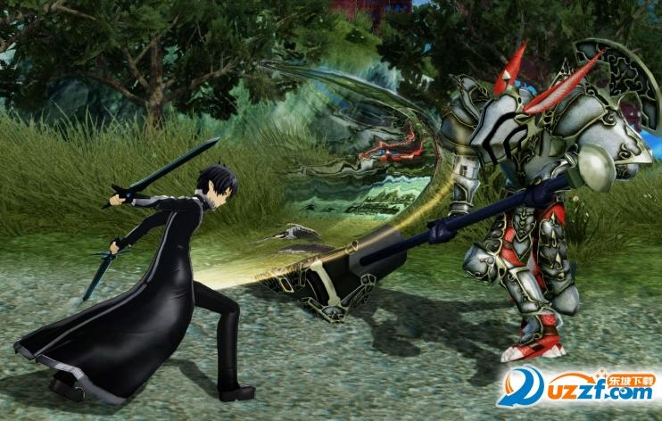 加速世界VS刀剑神域汉化版截图3