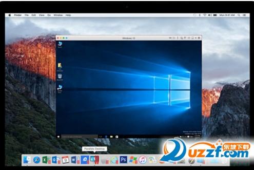 Parallels Desktop 12 Mac(虚拟机)截图1