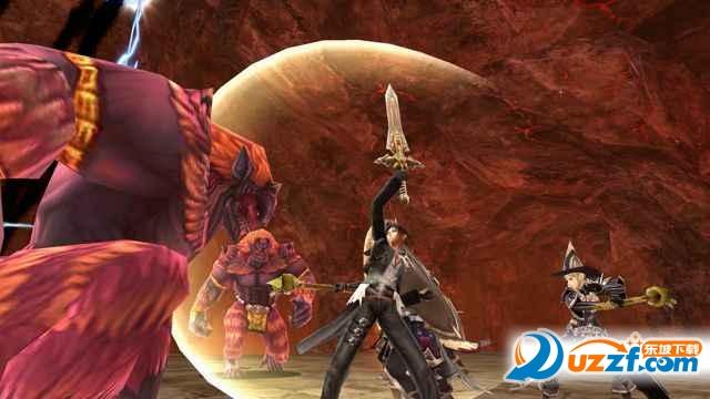 最终幻想探险者力量手游版截图