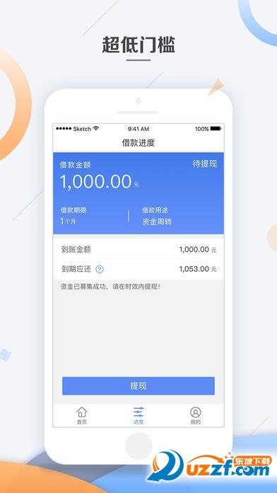 亿宝贷app截图