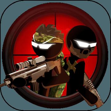 火柴人狙击队狙击战场(SniperBattlegrounds)1.0.48 安卓版