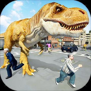恐龙模拟2017迪诺城狩猎中文版1.1.2安卓版