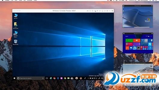 parallels desktop 13 mac(虚拟机)截图0