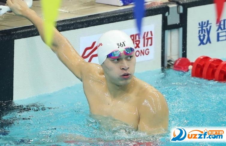 全运比赛直播孙杨游泳回放完视频 2017全运整版公鸡大图片