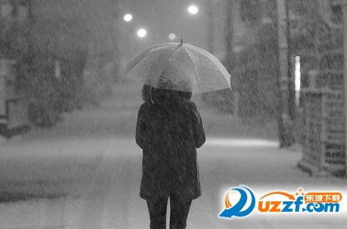 教育素材 素材下载 → 下雪了唯美伤感句子图片 精选无水印版  下雪了