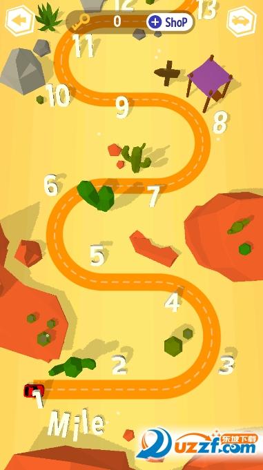 轻松而简单的操作方法 -可爱而多彩的图像 -多样的三种游戏模式