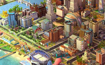 模�M城市我是市�L手游大全