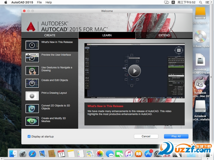 AutoCAD for Mac 2015官方版截图2