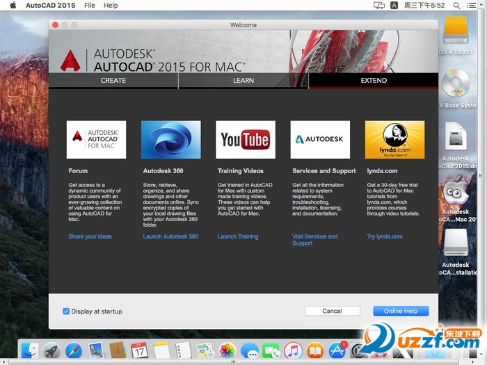 AutoCAD for Mac 2015官方版截图0
