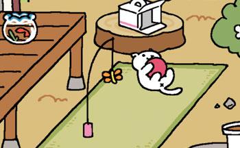 类似猫咪后院的游戏