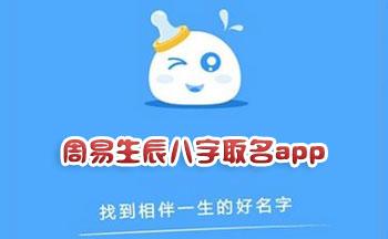 周易生辰八字取名app